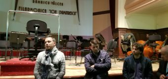 VIDEO Gutău Mircia, în timp ce desființează locuri de muncă, se desfată pe bani publici
