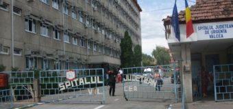 Spitalul de Urgență Vâlcea, mesaj către autoritățile locale