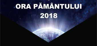 Ora Pământului va fi marcată şi la Râmnicu Vâlcea
