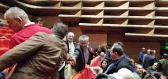 VIDEO Abuz de funcție! Ministrul Deneș, președintele Rădulescu și prefectul Marin!