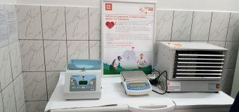 VIDEO CEZ a donat echipamente medicale în valoare de 15.000 de euro pentru Centrul de Transfuzii Sanguine Vâlcea