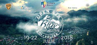 Open Air Blues Festival Brezoi – Vâlcea 2018, la a doua ediție