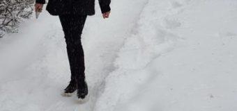 Domnule primar Gutău Mircia, a venit iarna!