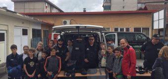 Ziua Poliţiei Locale sărbătorită şi la Râmnicu Vâlcea