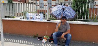 Bogdan Neagu: în greva foamei până la moarte!