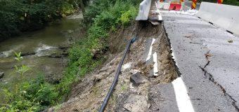 Orașul Băile Olănești în pericol de a fi izolat pentru că județul Vâlcea este condus de nulități patentate