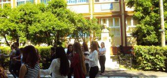 """Anchetă a ISJ Vâlcea la Liceul Tehnologic """"Petrache Poenaru"""" din Bălcești"""