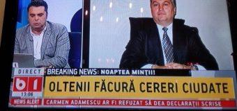 VIDEO În timp ce Rădulescu și Gutău au idei de noaptea minții, Bușu se face de kko la declarații…