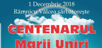 1 Decembrie: Cezar Ouatu, Marcela Fota, foc de artificii și aprinderea iluminatului de Sărbători
