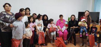 În contextul responsabilizării față de rigorile societății actuale, Irina Argeșanu se implică în viața socială!