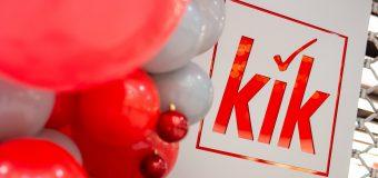 KiK continuă expansiunea în România cu primul magazin din Râmnicu Vâlcea