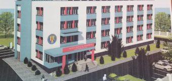 FOTO/VIDEO După mai bine de 40 de ani, proiect de 800.000 de euro pentru reabilitarea clădirii Inspectoratului Județean de Jandarmi Vâlcea