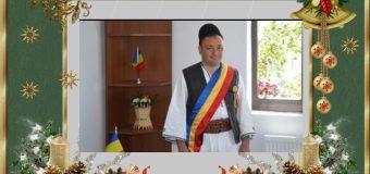 Mesajul primarului din Vaideeni – Daniel Băluță