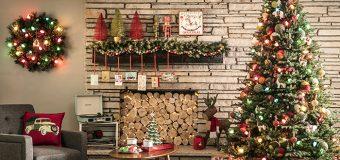 Magia sărbătorilor : Cum să îți decorezi locuința, fără să cheltuiești sume impresionante!