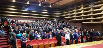 Prefectul Florian Marin ignorat de autorități la prezentarea Raportului de activitate…