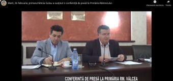 VIDEO Gutău Mircia, nervos din cale-afară după ce au apărut fluturașii PNL…