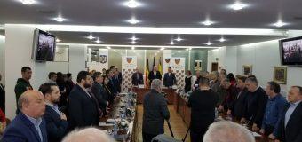 100.000 de euro pentru câteva birouri și 130 mp de mochetă la Consiliului Județean Vâlcea!