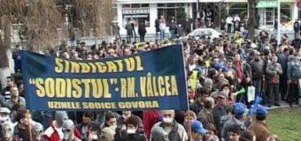 JALE la CIECH Sodă Râmnicu Vâlcea! 100 de angajați pleacă acasă sau uzina se va închide!?