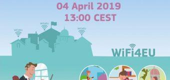 TERMEN LIMITĂ În atenția PRIMĂRIILOR – 15.000 euro pentru wi-fi gratuit..