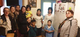 Irina Argeșanu, o femeie care nu uită să se îndrepte către familiile nevoiașe….