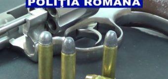 Dosar penal pentru deținere de arme fără drept