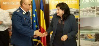 Sediul Inspectoratului de Jandarmi Vâlcea, reabilitat cu fonduri europene