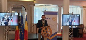 Bogdan Pistol, mandat de președinte la Rotary Club Râmnicu Vâlcea, 2019-2020