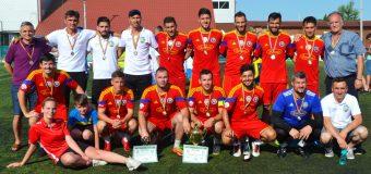 FC Boromir Râmnicu Vâlcea a câștigat TROFEUL Cupa României la Minifotbal…