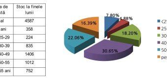 2,87% – rata şomajului înregistrat în evidenţele AJOFM Vâlcea în luna mai 2019