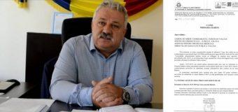 DOCUMENT/ALERTĂ În orașul Băbeni de luni nu se mai ridică gunoiul…