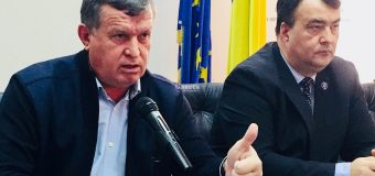 """Prefectul Florian Marin îl """"deconspiră"""" pe primarul Gutău Mircia…"""