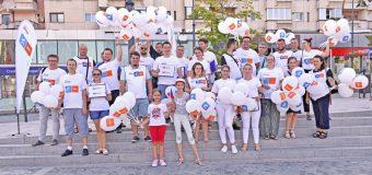 Alianța USR PLUS Vâlcea a dat startul campaniei de strângere de semnături pentru Dan Barna