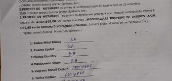 DOCUMENT Dovada prostiei din… PRIMĂRIE…și cum PSD arde și pârjolește finanțele țării!!!