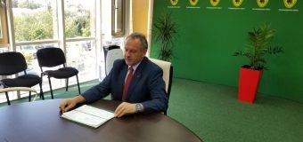 Astăzi este despre Mihăilescu Gheorghe, acuzat de hărţuire şi de prejudicierea intereselor statului…