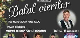 Continuă seria Balurilor organizate de Primăria și Consiliul Local Vaideeni…
