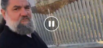 VIDEO  PREOT din Râmnicu Vâlcea LOVEȘTE un cetățean…