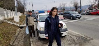 În Vâlcea, uneori uniforma de polițist este folosită pentru INTIMIDARE…